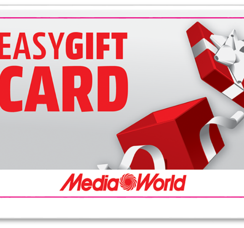 MediaWorld Gift Card