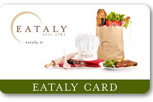 Gift Card Eataly da € 100,00
