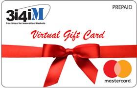 Gift Card Mastercard Virtual € 50,00