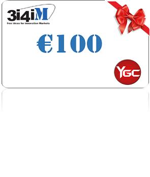 3i4iM Gift Card da € 100,00