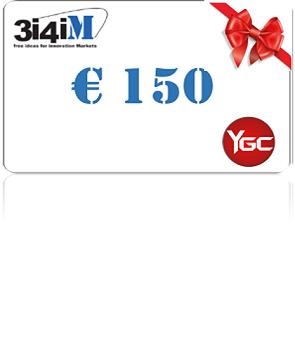 3i4iM Gift Card da € 150,00