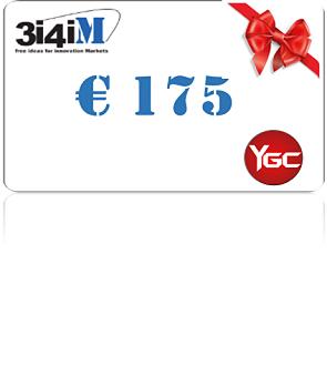3i4iM Gift Card da € 175,00