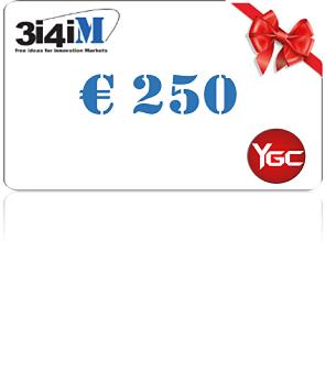 3i4iM Gift Card da € 250,00