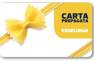 € 10,00 Gift Card Esselunga