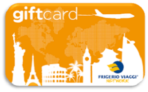 Frigerio Viaggi Gift Card