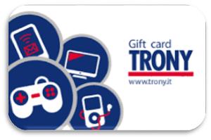 Trony Gift Card