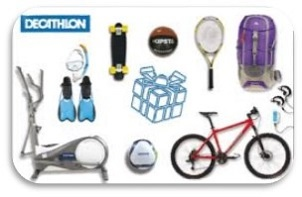 Decathlon Gift Card
