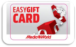 MediaWorld Gift Card