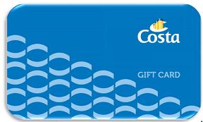 Costa Crociere Gift Card