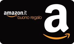 Gift Card Amazon.it da € 25,00