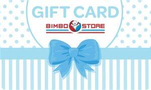 Gift Card Bimbostore da € 25,00