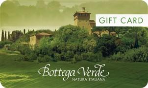 gift card bottega verde