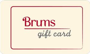 Gift Card Brums da € 25,00