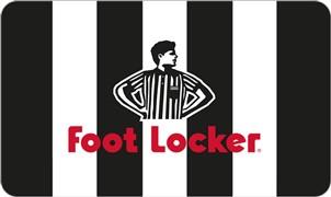 gift card foot locker