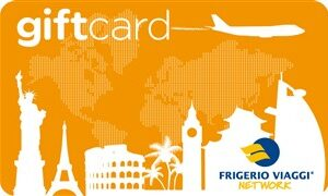 Gift Card Frigerio Viaggi da € 50,00