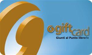 Gift Card Giunti al Punto da € 15,00
