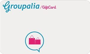 € 25,00 Gift Card Groupalia