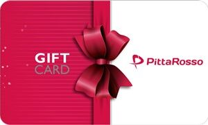 Gift Card PittaRosso da € 100,00