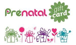 Gift Card Prenatal da € 50,00