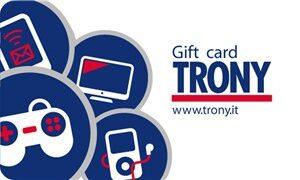 € 10,00 Gift Card Trony