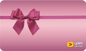 Gift Card Upim da € 50,00