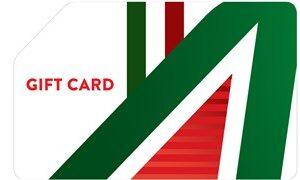 Alitalia Gift Card