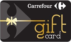Gift Card Carrefour da € 25,00