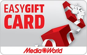 Gift Card MediaWorld da € 100,00