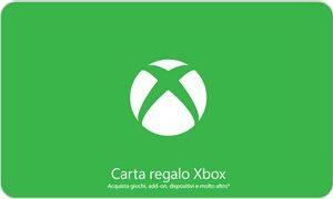 Gift Card Xbox da € 50,00