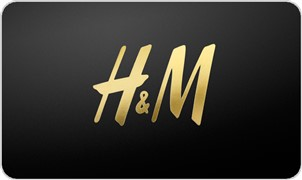 H&M Gift card